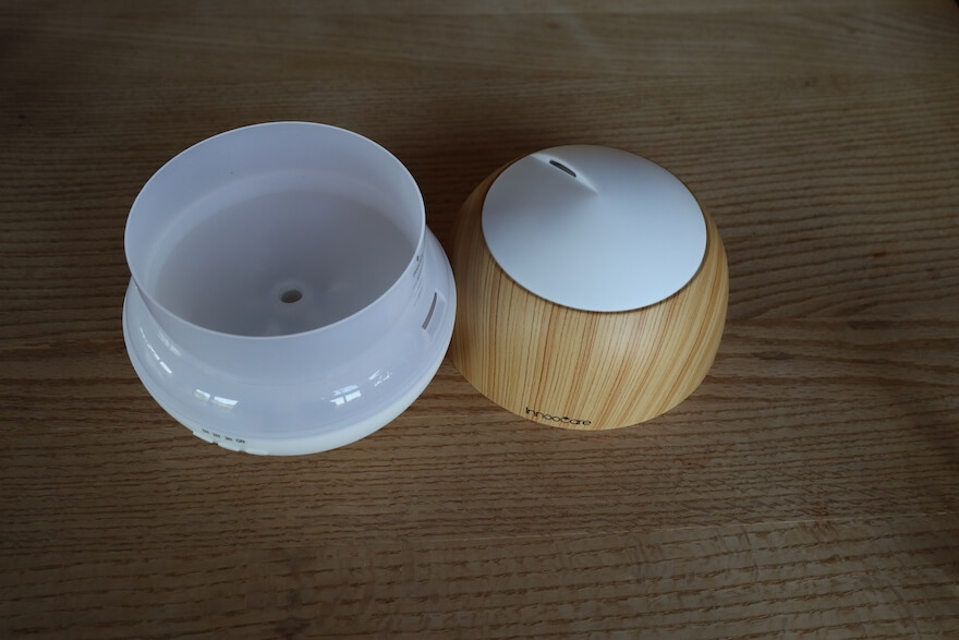 Lieferumfang InnooCare 500 ml Aroma Diffuser