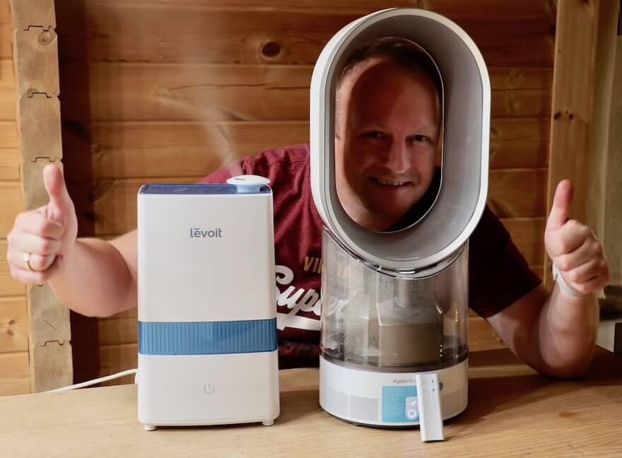 Luftbefeuchter gegen Staub: Dyson AM10 Humidifier