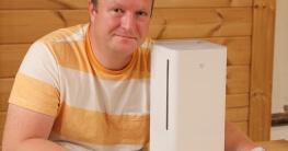 Ein Luftbefeuchter ist nur ungesund, wenn er Keime im Raum verteilt