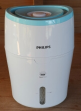 Philips HU4801 Luftbefeuchter Testbericht
