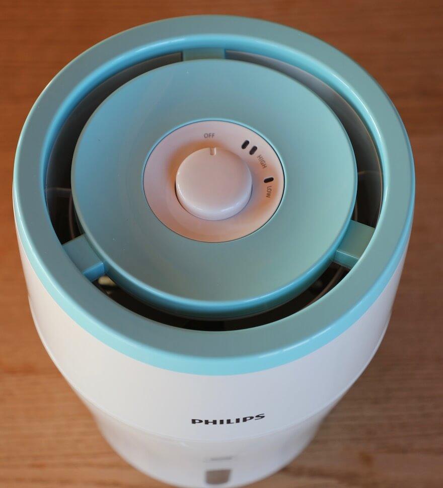 Philips HU4801 Luftbefeuchter Bedienung