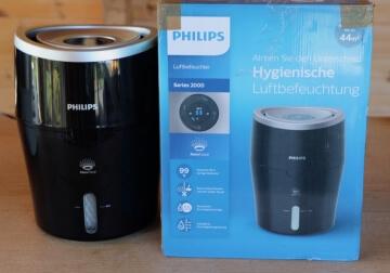 Philips HU4813 Luftbefeuchter Test