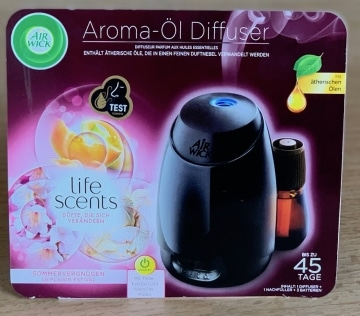 Air Wick Aroma Diffuser Batterie Packung