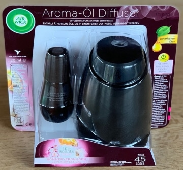 Air Wick Aroma Diffuser Batterie Set