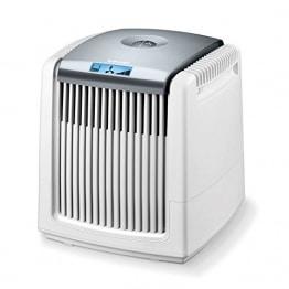 Beurer LW 110 Luftwäscher (zur Luftbefeuchtung und Luftreinigung, für Räume bis 36 m²) weiß - 1