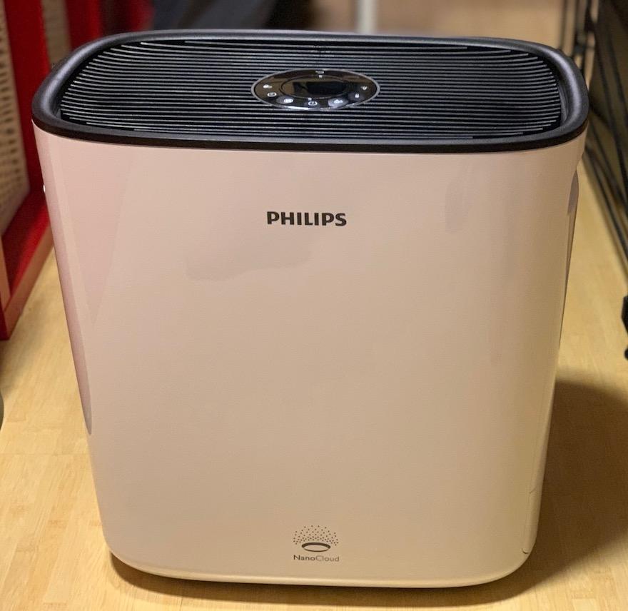 Luftwäscher für saubere Luft