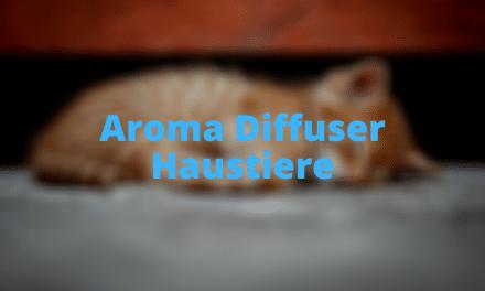 Aroma Diffuser Haustiere