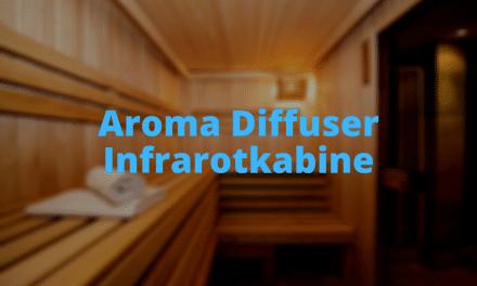 AromaDiffuser Infrarotkabine