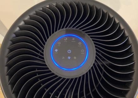 Luftqualität Schlaf