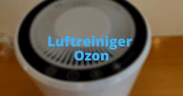 Luftreiniger Ozon