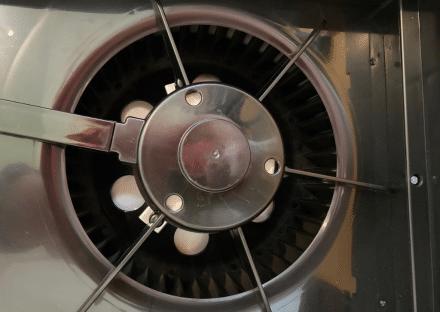 Werkstatt Schadstoffe Luftreiniger