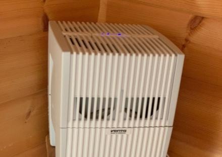 Luftreiniger und Luftbefeuchter sinnvoll