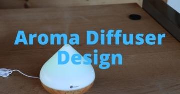 Aroma Diffuser Design