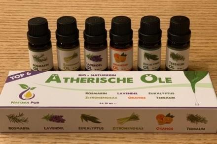 Stein Diffuser Aroma Öl